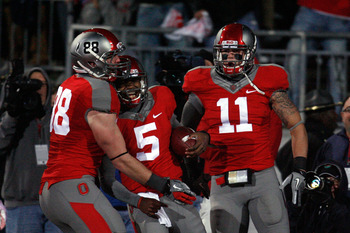 Ohio State to Get New Football Uniforms?