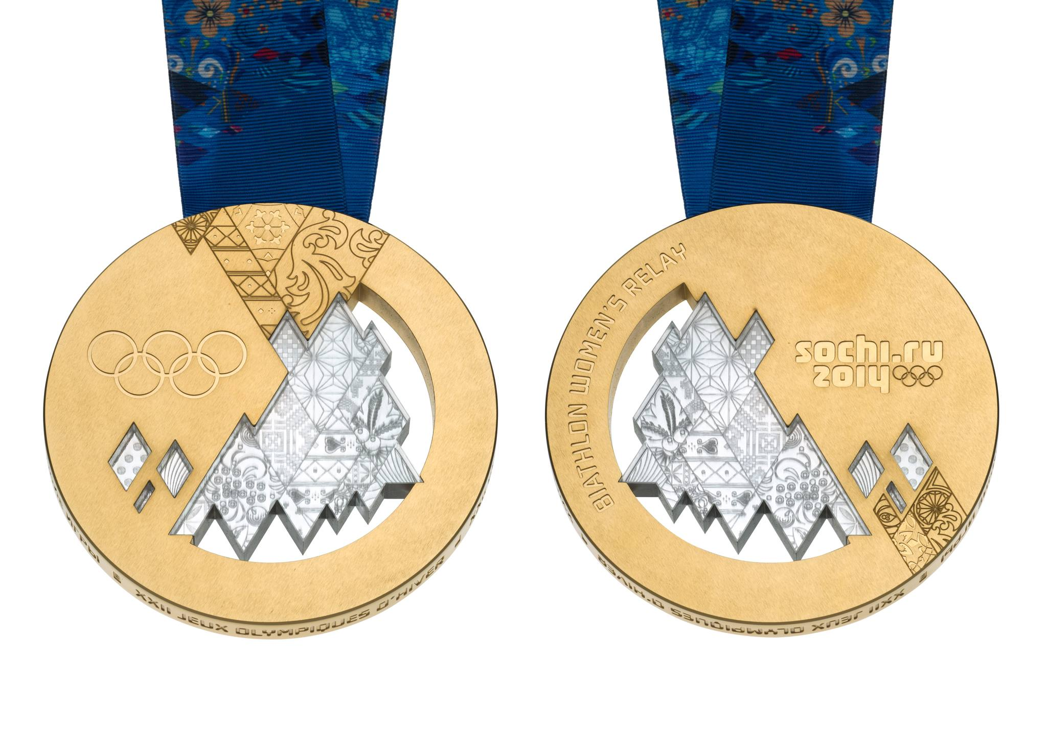 2014 Winter Olympics: Sochi Gold Medals Unveiled (Photo)