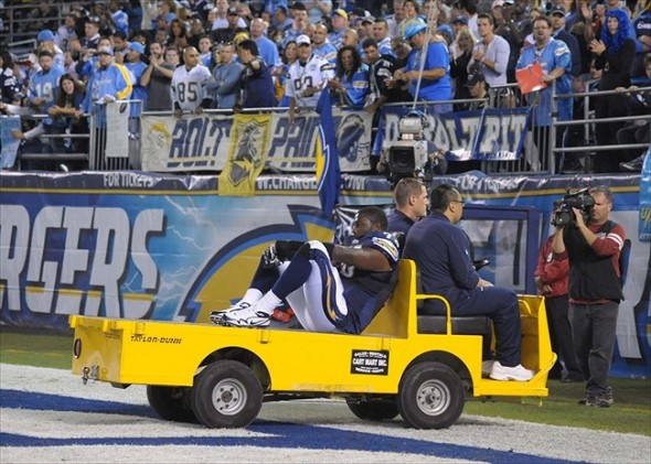 San Diego Chargers Team Doctor Quits Among Malpractice