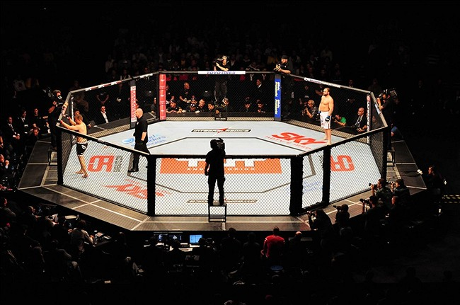 MMA Rules: What You Need To Know | The Arena