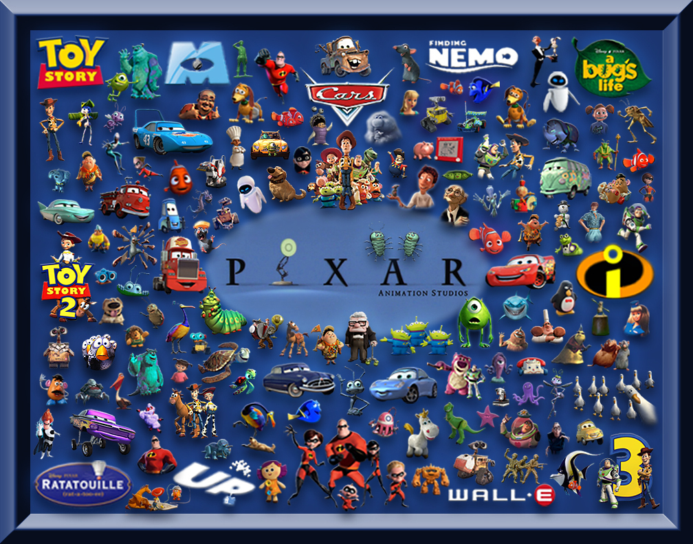 Toy Story Character List : Ranking the best pixar characters