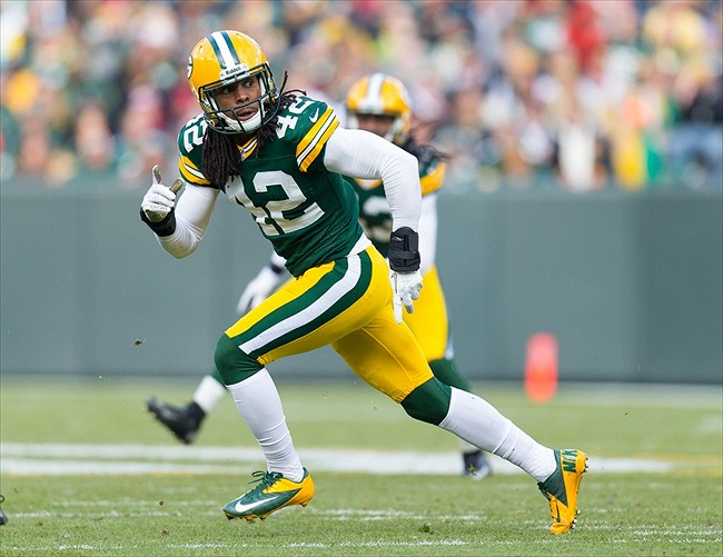 Green Bay Packers Nearing Contract Extension With Morgan Burnett