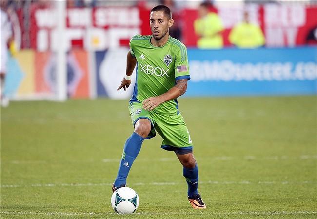 Fan gets horrible clint dempsey tattoo to commemorate for Seattle sounders tattoo