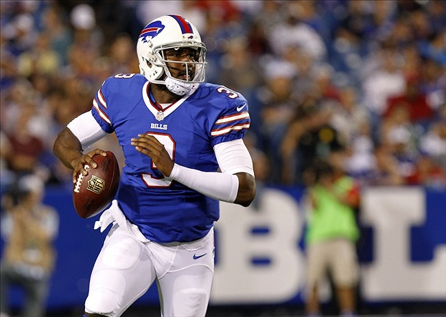 EJ Manuel emerging as Buffalo Bills starting QB - FanSided - Sports News, Entertainment ...