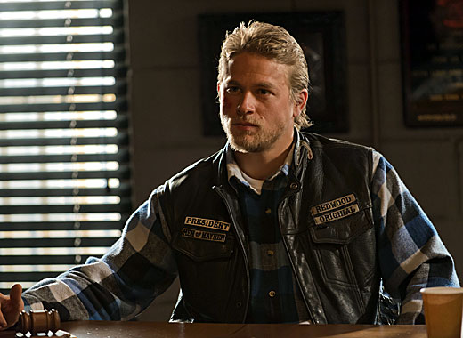 Jax From Sons of Anarchy Charlie Hunnam