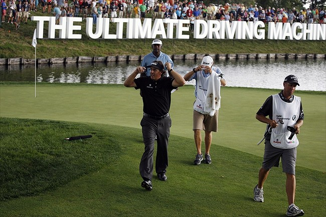 2013 Fedex Cup Pro Golf Now Power Rankings For The Bmw