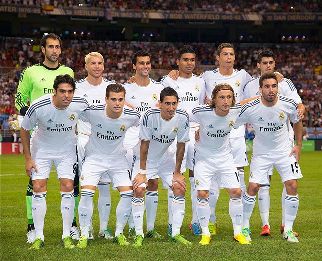 real madrid fc news today