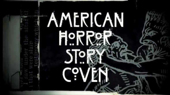 Opening Title Sequence to 'American Horror Story: Coven' Photo Credit: FX