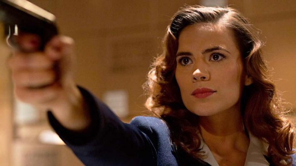 Hayley Atwell as Agent Peggy Carter in the Marvel One-Shot 'Agent Carter'. Photo Credit: Marvel