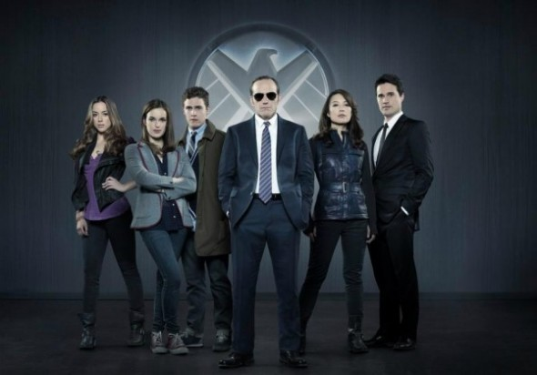 Cast of the new ABC/Marvel series 'The Agents of S.H.I.E.L.D.' Photo Credit: ABC