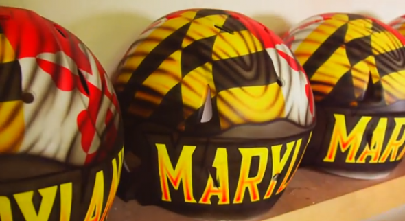 Maryland Helmet