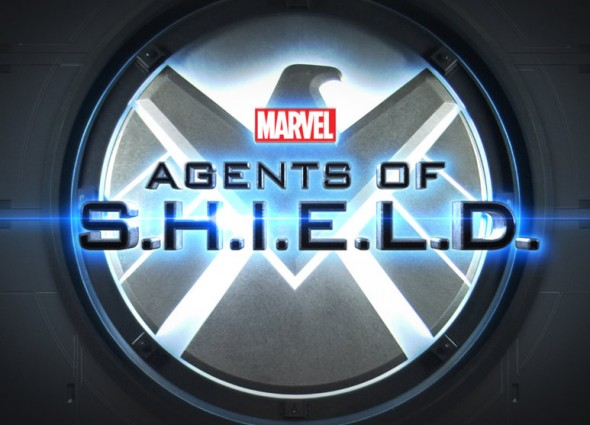 Official Logo for ABC's TV series'Marvel's Agents of S.H.I.E.L.D.' Photo Credit: Marvel