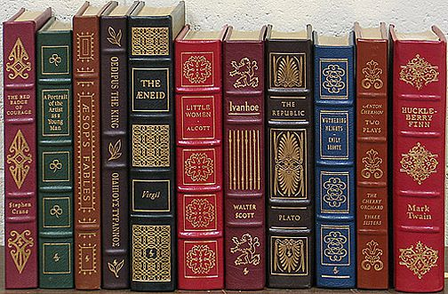 The Most Influential Novels and Books