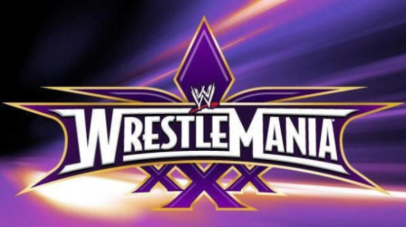 WWE WrestleMania XXX will be LIVE on April 6th. Photo Credit: WWE.com