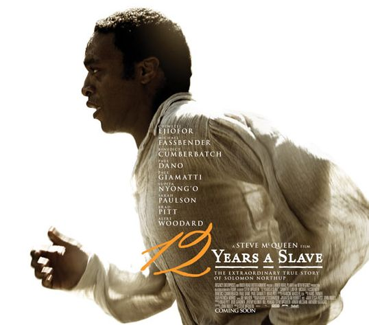 Chiwetel Ejiofor as Solomon Northup in the film '12 Years A Slave'. Photo Credit: Fox Searchlight