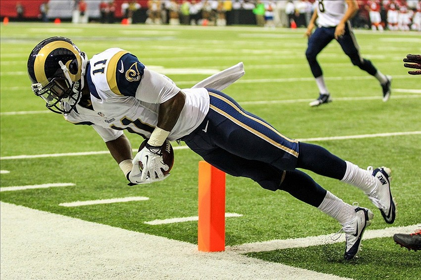 Could Tavon Austin S Struggles Be Due To St Louis Rams