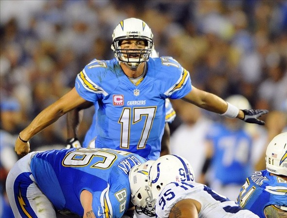 Chargers Quarterback Philip Rivers Has Facetime Ready For