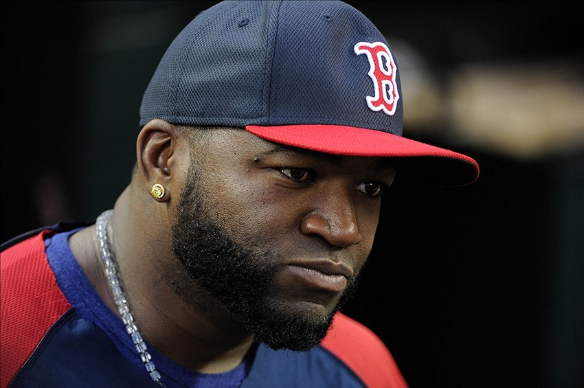 David Ortiz Beard Is david ortiz a