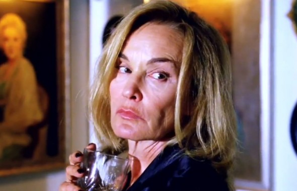 Jessica Lange as Fiona Goode in Episode 3 of 'American Horror Story: Coven'. Photo Credit: FX