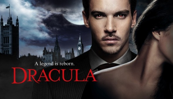 Promotional Poster for the new series 'Dracula' on NBC Photo Credit: NBC