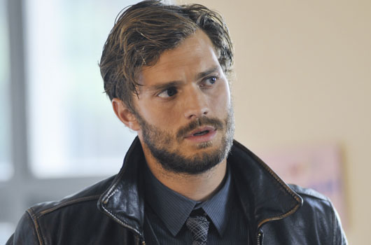 Jamie Dornan as Sheriff Graham in 'Once Upon A Time'. Photo Credit: ABC