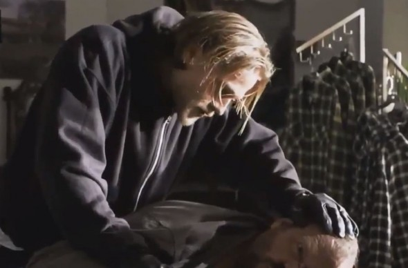Charlie Hunnam as Jax Teller in Season 6 Episode 5 of 'Sons of Anarchy' entitled 'The Mad King.' Photo Credit: FX
