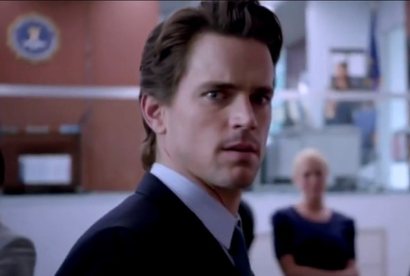 Matt Bomer as Neal Caffrey in Season 5 Episode 3 of the USA series 'White Collar'. Photo Credit: USA Network