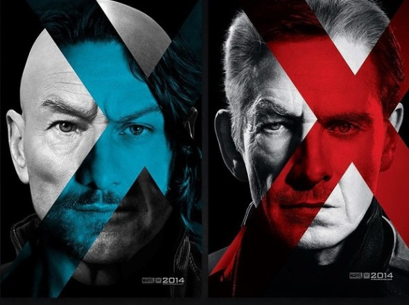 Promo Poster for 'X-Men: Days of Future Past' Photo Credit: Marvel