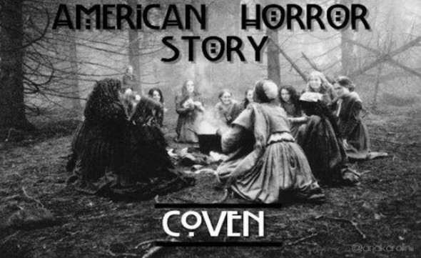 American Horror Story Coven Air Time Fx