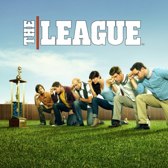 Promo Poster for the FX Series 'The League' Photo Credit: FXX
