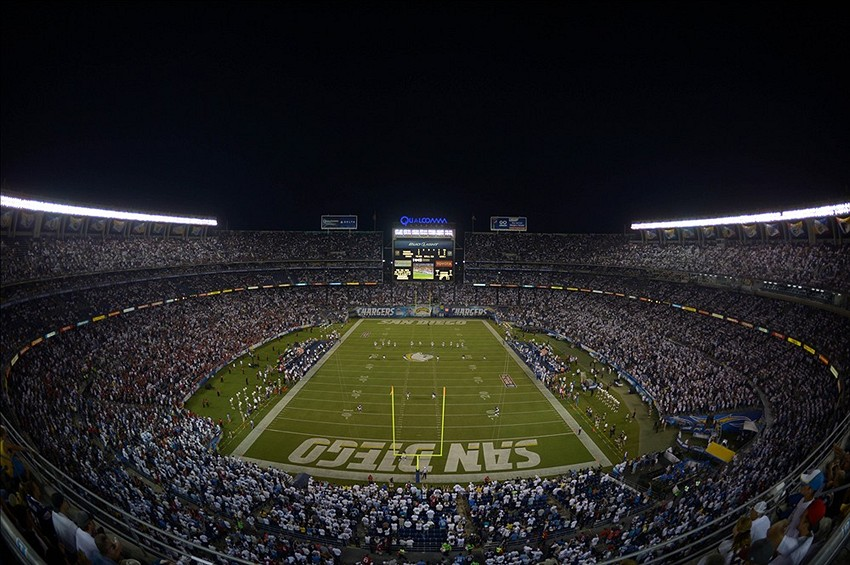 Bengals At Chargers Game Gets Blacked Out First Nfl