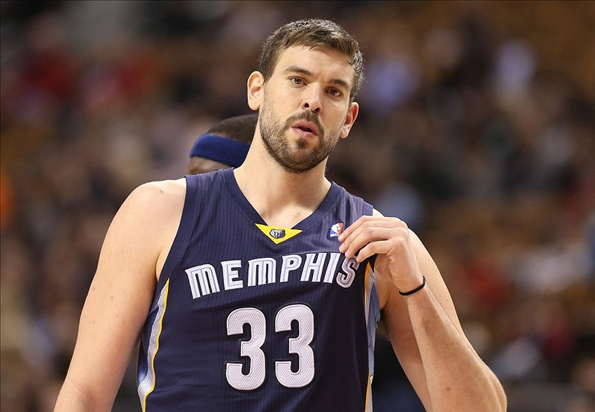 Rumor: Grizzlies Marc Gasol has torn MCL