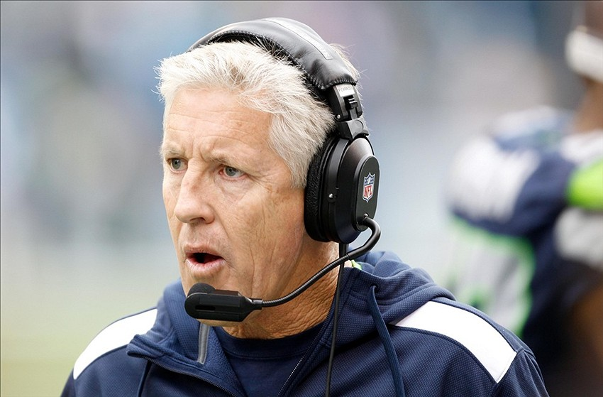 Pete Carroll Discusses Seattle Seahawks Struggles