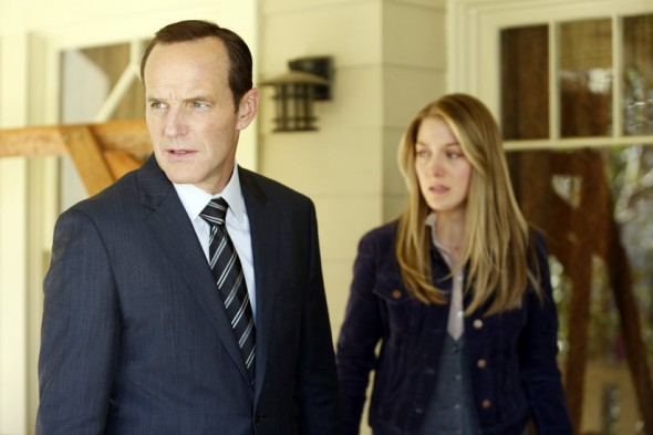 Clark Gregg as Agent Phil Coulson in Episode 9 of 'Marvel's Agents of S.H.I.E.L.D.' entitled 'Repairs.' Photo Credit: ABC/Kelsey McNeal