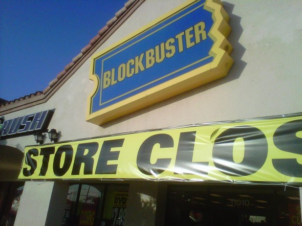 Blockbuster stores have been closing their doors in waves all over the nation. The franchise is finally coming to an end in early-January 2014.