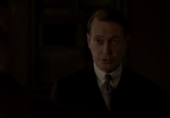 Steve Buscemi as Nucky Thompson in the Season 4 Finale of 'Boardwalk Empire.' Photo Credit: HBO