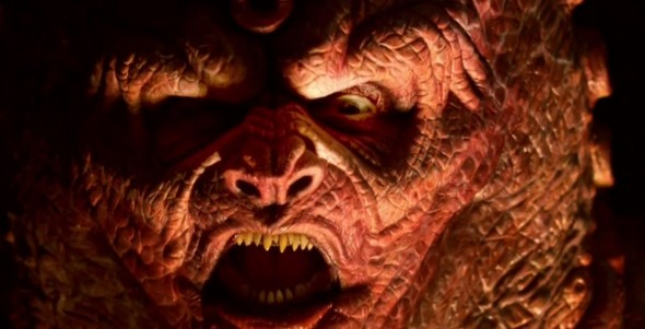 "The Zygons return in the 50th Anniversary Special of 'Doctor Who' entitled ""The Day of the Doctor."" Photo Credit: BBC"