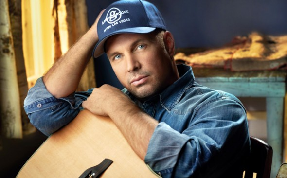 Garth Brooks in a promo for 'Garth Brooks, Live From Las Vegas' special. Photo Credit: CBS