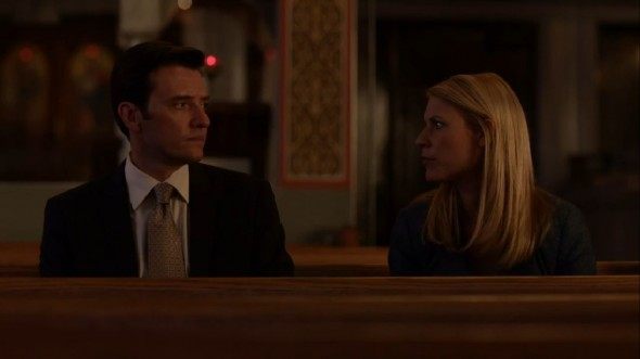 Promo for Season 3 Episode 8 of 'Homeland' entitled 'A Red Wheel Barrow.' Photo Credit: Showtime