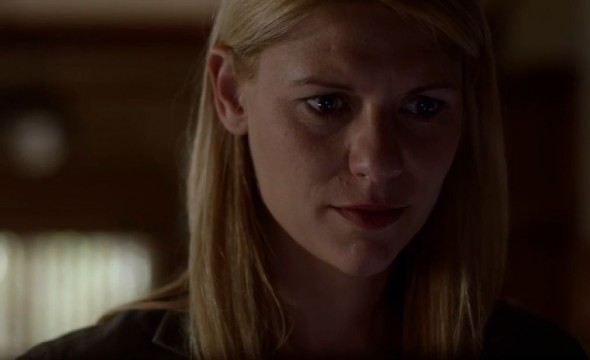 Claire Danes as Carrie Mathison in Season 3 Episode 7 of 'Homeland' entitled 'Gerontion'. Photo Credit: Showtime