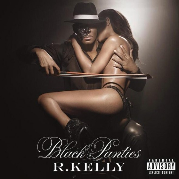 "The cover to R. Kelly's upcoming album ""Black Panties."" Photo Credit: Sony Music Entertainment"