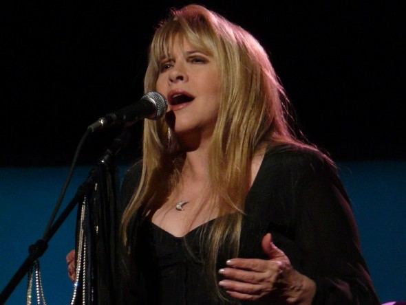 Stevie Nicks, Live with Fleetwood Mac on March 3, 2009 in St. Paul, MN at the Xcel Energy Center. Photo by Matt Becker