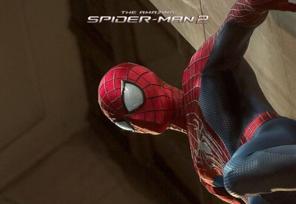 Promo Poster for 'The Amazing Spider-Man 2' Photo Credit: Sony Pictures
