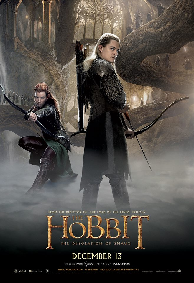 'The Hobbit' Five New Character Posters Released for 'The ...