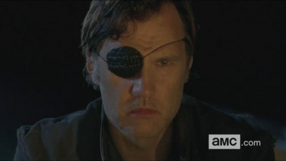 David Morrissey as The Governor in Season 4 Episode 6 of the 'Walking Dead' entitled 'Live Bait'. Photo Credit: AMC