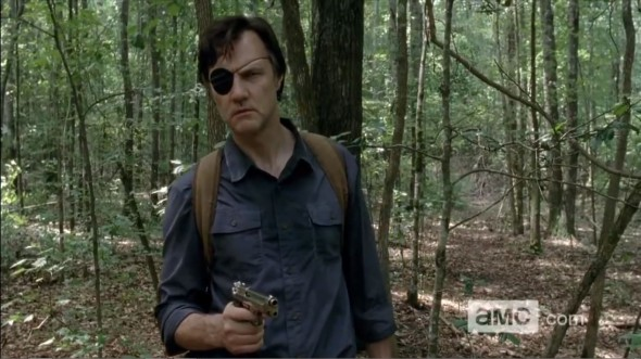 David Morrissey as The Governor in Season 4 Episode 7 of 'The Walking Dead' entitled 'Dead Weight.' Photo Credit: AMC