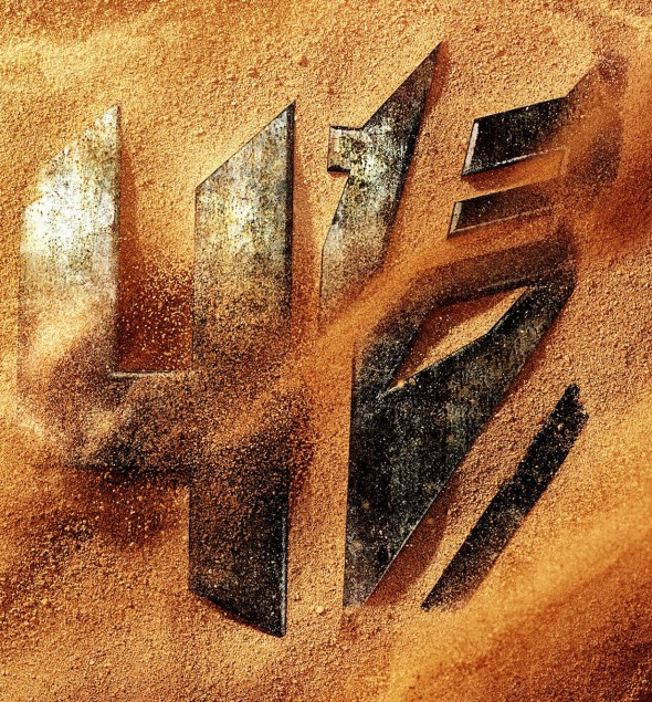 Transformers 4 Logo Photo Credit: Paramount Pictures/Hasbro