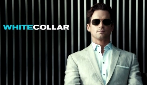 Matt Bomer as Neal Caffrey in 'White Collar'. Photo Credit: USA Network