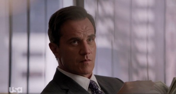 Tim DeKay as Peter Burke in Season 5 Episode 4 of 'White Collar'. Photo Credit: USA Network