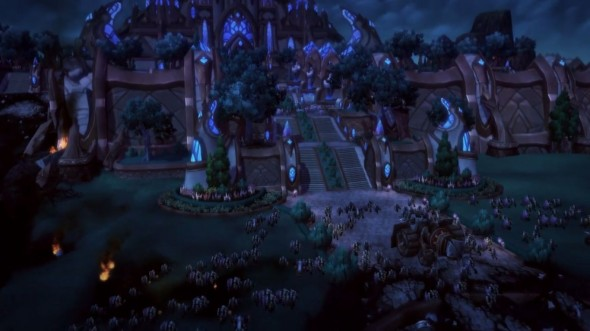 Screenshot from the upcoming expansion to 'World of Warcraft' entitled 'Warlords of Draenor.' Photo Credit: Blizzard Entertainment